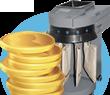 Zpracování mincí v cash centrech bank a CIT
